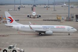 A.Tさんが、中部国際空港で撮影した中国東方航空 737-89Pの航空フォト(飛行機 写真・画像)