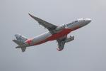 OMAさんが、香港国際空港で撮影したジェットスター・パシフィック A320-232の航空フォト(飛行機 写真・画像)