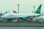 たーぼーさんが、羽田空港で撮影したトルクメニスタン航空 777-22K/LRの航空フォト(写真)