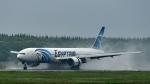 flytaka78さんが、成田国際空港で撮影したエジプト航空 777-36N/ERの航空フォト(写真)
