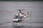 kumagorouさんが、札幌飛行場で撮影した朝日航洋 AS350B3 Ecureuilの航空フォト(写真)