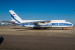 delawakaさんが、中部国際空港で撮影したヴォルガ・ドニエプル航空 An-124-100 Ruslanの航空フォト(写真)