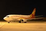 delawakaさんが、広州白雲国際空港で撮影した揚子江快運航空 737-36N(SF)の航空フォト(飛行機 写真・画像)