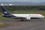 Hariboさんが、新千歳空港で撮影したアジアン・エア 767-2J6/ERの航空フォト(写真)