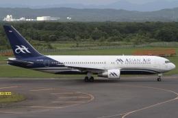 Hariboさんが、新千歳空港で撮影したアジアン・エア 767-2J6/ERの航空フォト(飛行機 写真・画像)