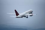 kij niigataさんが、新潟空港で撮影したオムニエアインターナショナル 767-224/ERの航空フォト(飛行機 写真・画像)