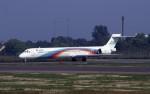 kumagorouさんが、仙台空港で撮影した日本エアシステム MD-90-30の航空フォト(写真)