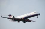 zibaさんが、福岡空港で撮影したアイベックスエアラインズ CL-600-2C10 Regional Jet CRJ-702ERの航空フォト(写真)