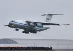 LOTUSさんが、関西国際空港で撮影したロシア空軍 Il-76MDの航空フォト(写真)