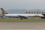 Hariboさんが、名古屋飛行場で撮影したATA航空 757-33Nの航空フォト(写真)