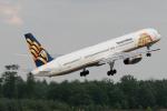 Hariboさんが、フランクフルト国際空港で撮影したATA航空 757-33Nの航空フォト(写真)