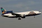 Hariboさんが、横田基地で撮影したATA航空 L-1011-385-3 TriStar 500の航空フォト(写真)
