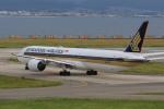 rokko2000さんが、関西国際空港で撮影したシンガポール航空 787-10の航空フォト(写真)