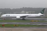 たみぃさんが、成田国際空港で撮影したパキスタン国際航空 777-340/ERの航空フォト(写真)