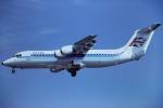 tassさんが、ロンドン・ガトウィック空港で撮影したエアUK BAe-146-300の航空フォト(写真)