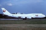tassさんが、成田国際空港で撮影した日本航空 747-446の航空フォト(写真)