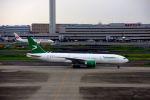 まいけるさんが、羽田空港で撮影したトルクメニスタン航空 777-22K/LRの航空フォト(写真)