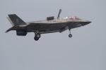 344さんが、岩国空港で撮影したアメリカ海兵隊 F-35B Lightning IIの航空フォト(写真)