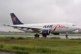 Hariboさんが、名古屋飛行場で撮影したエア・プラス・コメット A310-324/ETの航空フォト(飛行機 写真・画像)