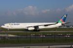 Hariboさんが、フランクフルト国際空港で撮影したナミビア航空 A340-311の航空フォト(写真)