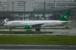 SIさんが、羽田空港で撮影したトルクメニスタン航空 777-22K/LRの航空フォト(写真)