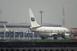 レドームさんが、羽田空港で撮影したサウジアラビア王室空軍 737-7DP BBJの航空フォト(写真)
