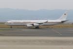 ジェットジャンボさんが、関西国際空港で撮影したドイツ空軍 A340-313Xの航空フォト(飛行機 写真・画像)