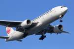 VFRさんが、羽田空港で撮影した日本航空 777-289の航空フォト(写真)