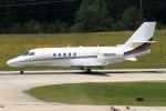 A-Chanさんが、ローリー・ダーラム国際空港で撮影したアメリカ企業所有 680A Citation Latitudeの航空フォト(写真)