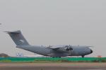 しかばねさんが、羽田空港で撮影したトルコ空軍 A400Mの航空フォト(写真)