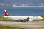 SGR RT 改さんが、関西国際空港で撮影したフィリピン航空 A321-231の航空フォト(写真)
