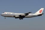 Hariboさんが、北京首都国際空港で撮影した中国国際貨運航空 747-2J6B(SF)の航空フォト(写真)