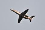 kuro2059さんが、新千歳空港で撮影した朝日航洋 680 Citation Sovereignの航空フォト(写真)
