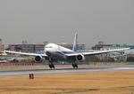 ふじいあきらさんが、伊丹空港で撮影した全日空 767-381の航空フォト(写真)