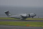 シュウさんが、羽田空港で撮影したトルコ空軍 A400Mの航空フォト(写真)
