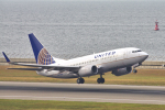 yabyanさんが、中部国際空港で撮影したユナイテッド航空 737-724の航空フォト(飛行機 写真・画像)