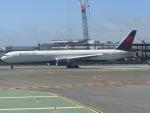 ヒロリンさんが、サンフランシスコ国際空港で撮影したデルタ航空 767-432/ERの航空フォト(写真)