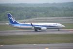 kumagorouさんが、新千歳空港で撮影した全日空 737-881の航空フォト(写真)
