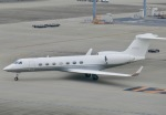monjiro22001さんが、羽田空港で撮影したビップジェット G-V Gulfstream V-SPの航空フォト(写真)