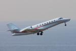 yabyanさんが、中部国際空港で撮影した朝日航洋 680 Citation Sovereignの航空フォト(写真)