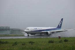 flyflygoさんが、熊本空港で撮影した全日空 767-381/ERの航空フォト(飛行機 写真・画像)