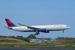 らむえあたーびんさんが、成田国際空港で撮影したデルタ航空 A330-941の航空フォト(写真)