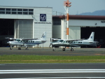 otromarkさんが、八尾空港で撮影したアジア航測 208 Caravan Iの航空フォト(写真)