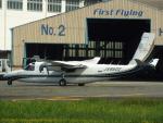 otromarkさんが、八尾空港で撮影した日本個人所有 695 Jetprop 980の航空フォト(写真)