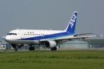 Hariboさんが、名古屋飛行場で撮影した全日空 A320-211の航空フォト(写真)