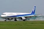 Hariboさんが、名古屋飛行場で撮影した全日空 A321-131の航空フォト(写真)