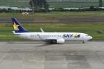 kumagorouさんが、仙台空港で撮影したスカイマーク 737-8ALの航空フォト(写真)