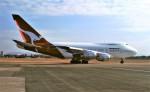 名古屋飛行場 - Nagoya Airport [NKM/RJNA]で撮影されたカンタス航空 - Qantas Airways [QF/QFA]の航空機写真