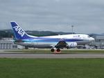 アイスコーヒーさんが、函館空港で撮影したエアーニッポン 737-54Kの航空フォト(飛行機 写真・画像)