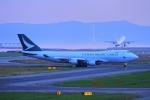 LOTUSさんが、関西国際空港で撮影したキャセイパシフィック航空 747-467F/ER/SCDの航空フォト(写真)